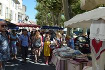 Marché provençal - Bourg-Saint-Andéol