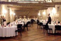 Château de la Crête Salle de réception mariage Ⓒ site internet château de la Crête