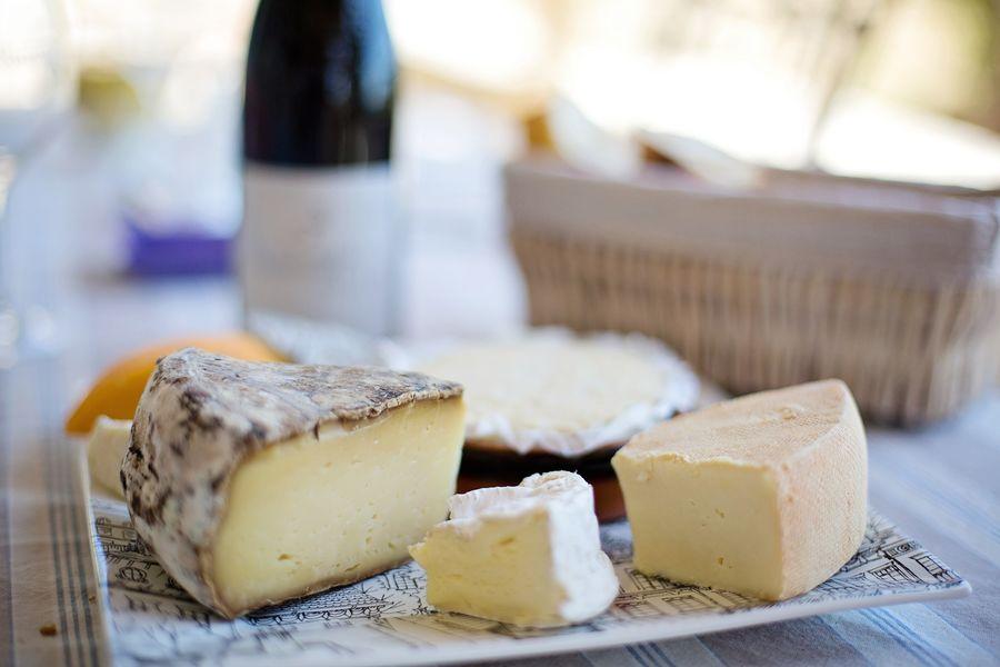 Accord vins et fromages au Domaine Chaboud - Saint-Péray