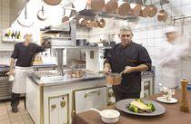 L'ecargot qui tette - cuisine Ⓒ L'Escargot qui Tette - 2014