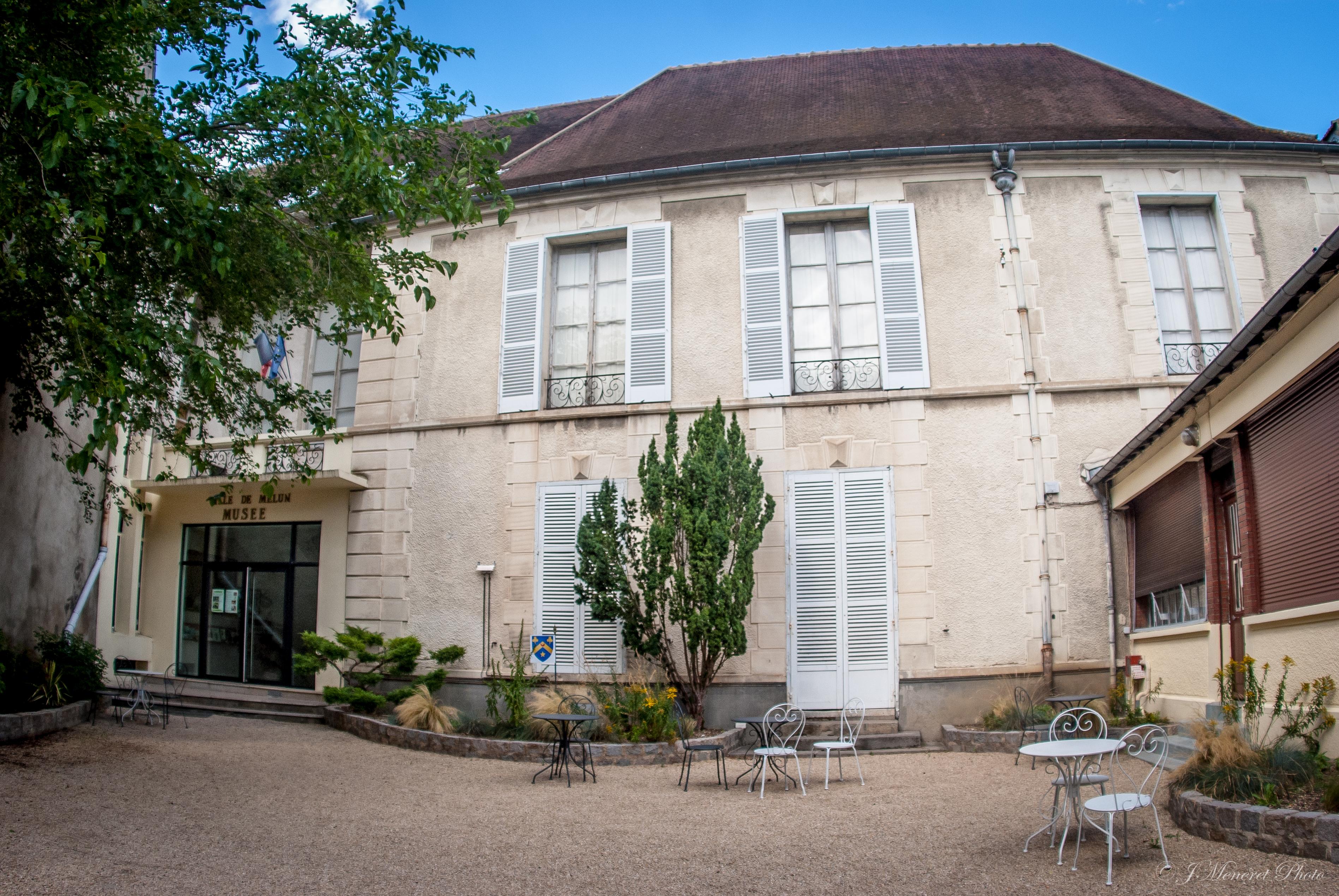 Musée d'Art et d'Histoire de Melun - © Julien Meneret