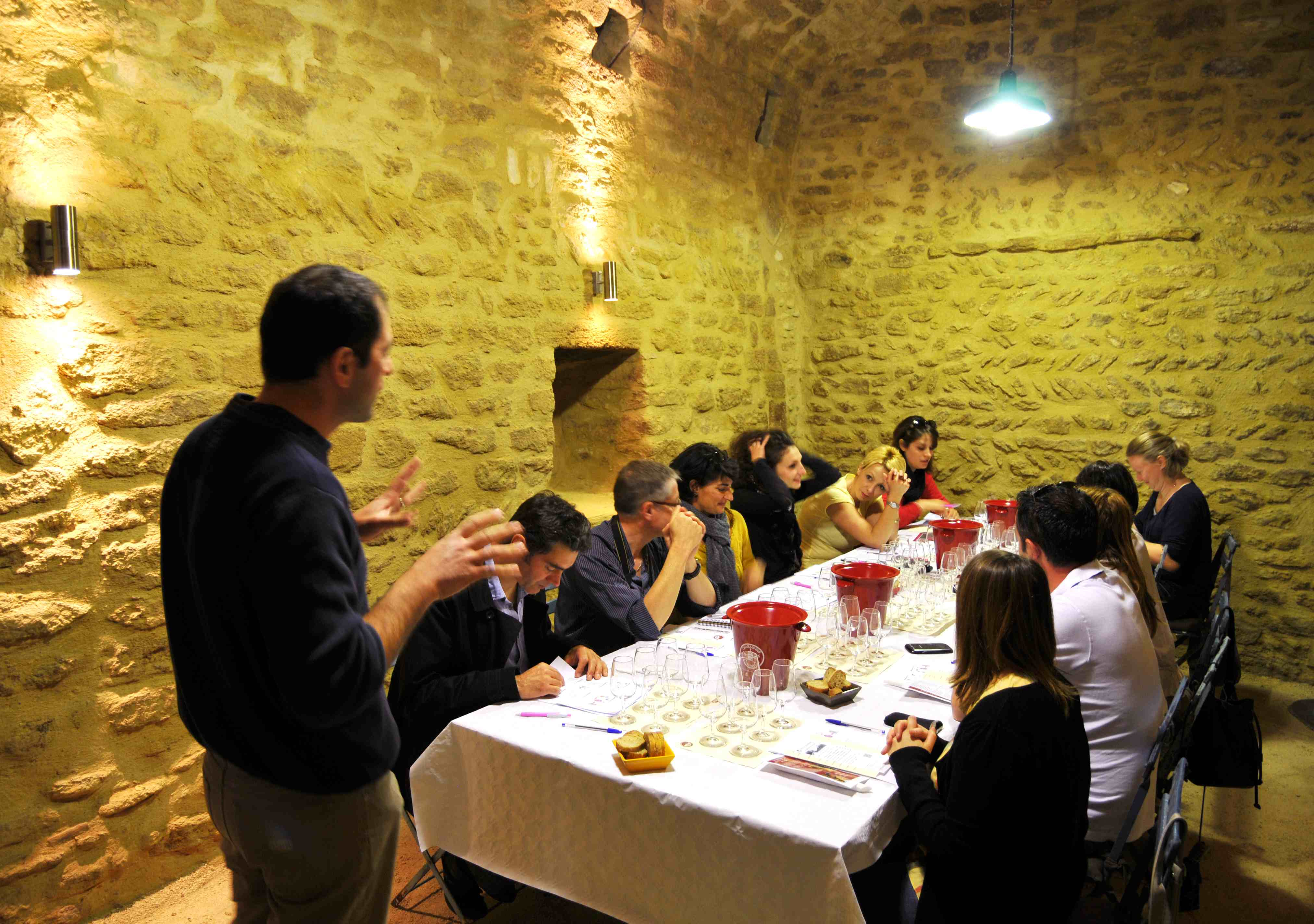 Wine and gastronomy events
