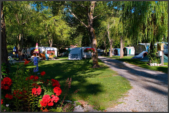Camping Les Près Veynes