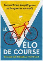 Vélo de Course Affiche