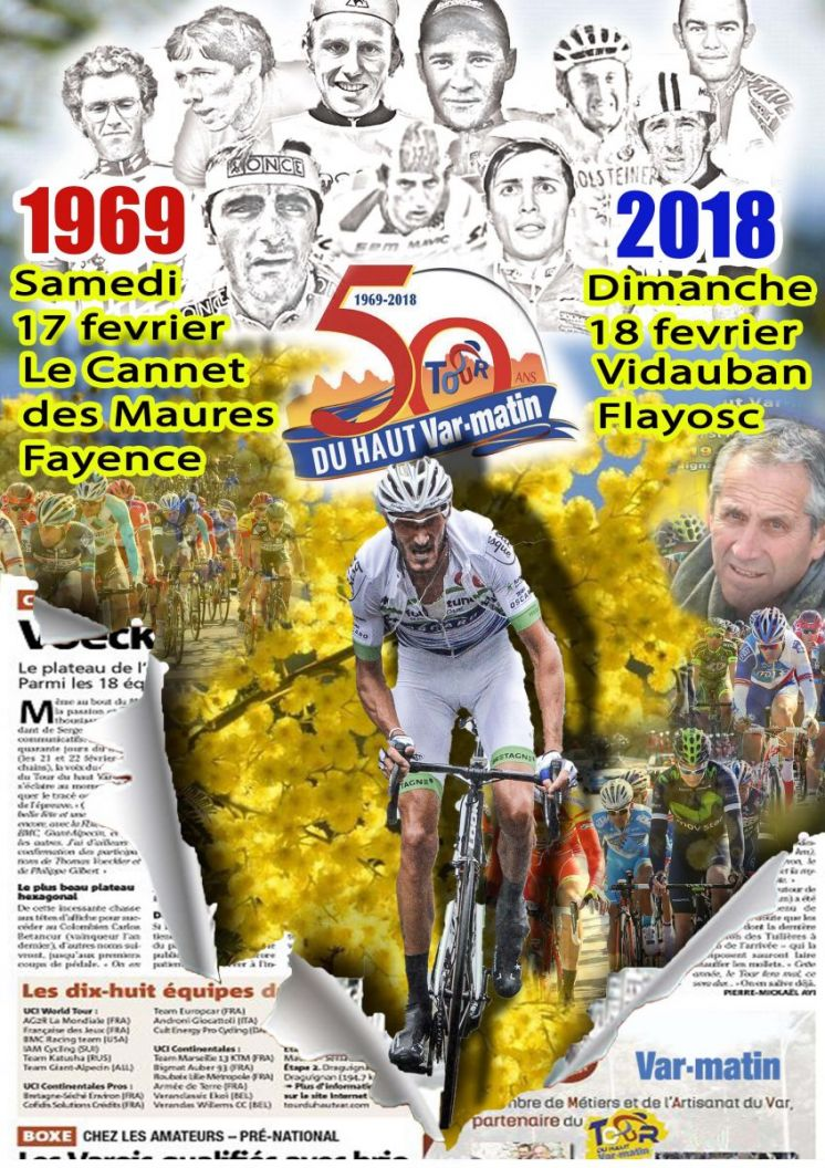 50ème Tour du Haut Var-matin