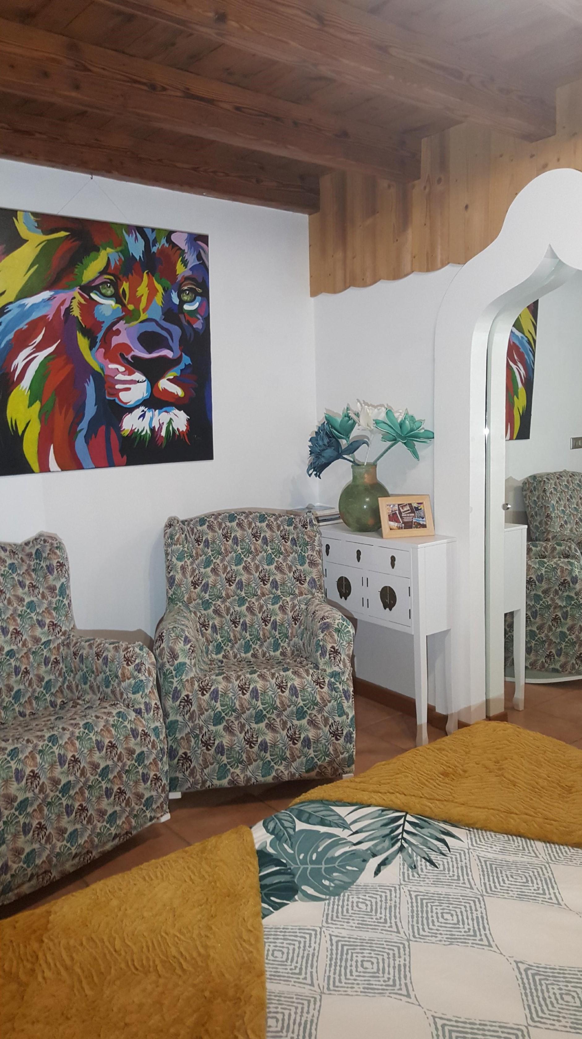 Chambre côté fauteuils