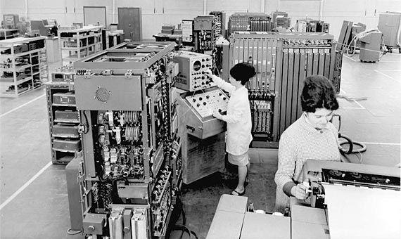 Aconit - Musée de l'informatique