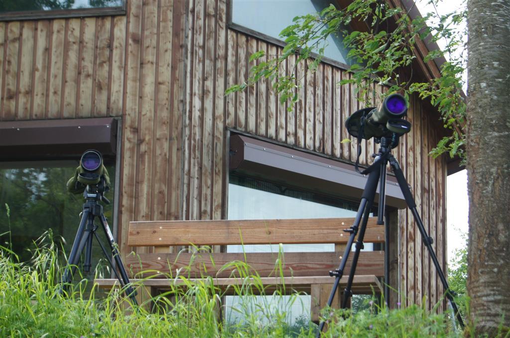 ENS de la Vauvre - Nassigny Bornes d'observation Ⓒ Réserve Naturelle