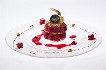 L'ecargot qui tette - dessert framboises Ⓒ L'Escargot qui Tette - 2014