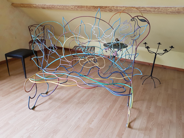 Ferronnerie d'art de Neuvy Ⓒ Ferronnerie d'art de Neuvy