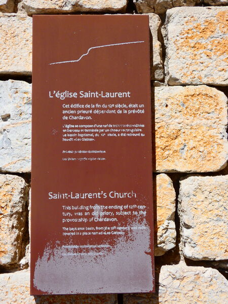 Village perché de Ventavon - © Office de Tourisme Sisteron Buëch