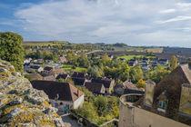 Vue depuis les remparts de la Forteresse Ⓒ Vichy Destinations@Xavier Thomas