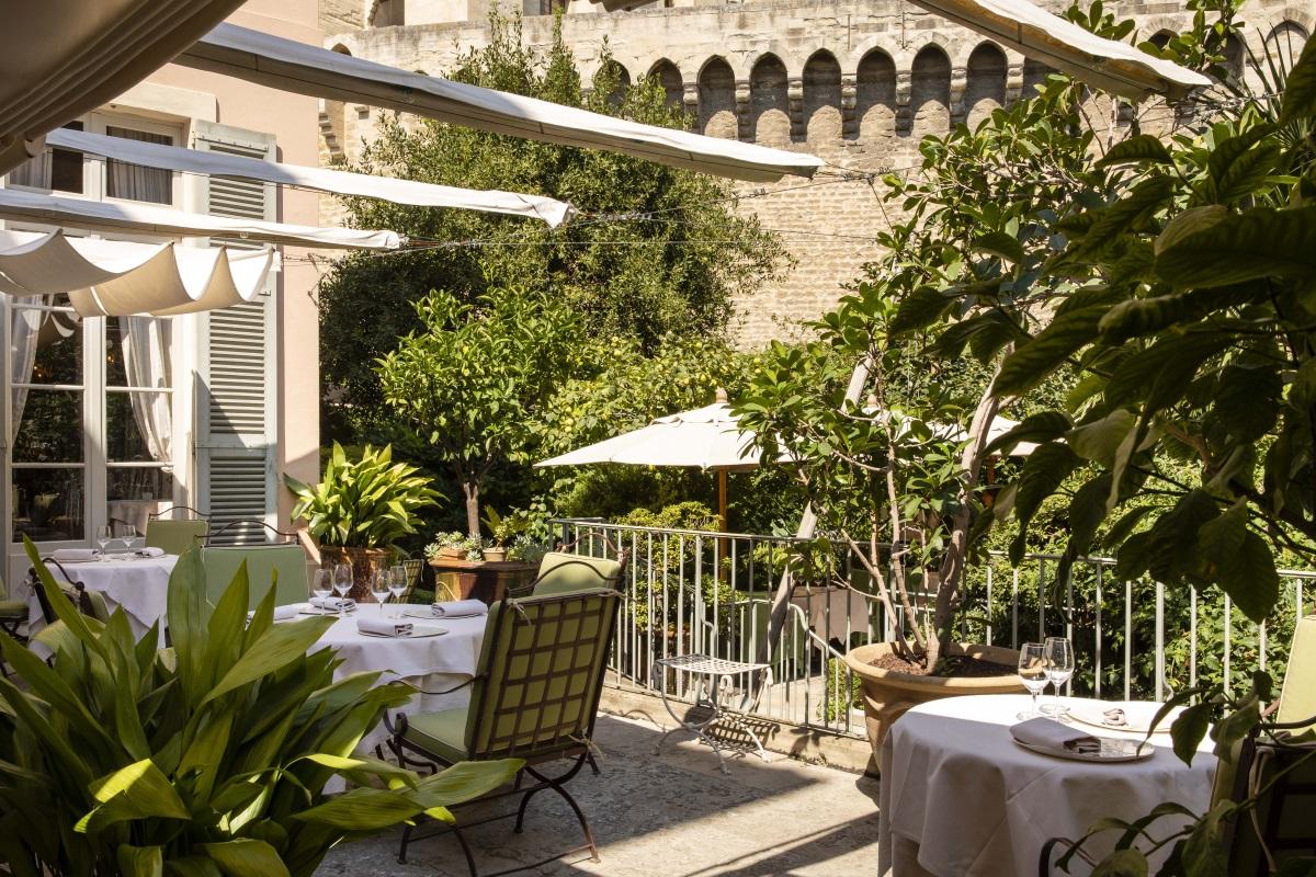 Restaurant La Mirande