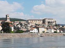 Visite guidée du village de La Voulte-sur-Rhône :