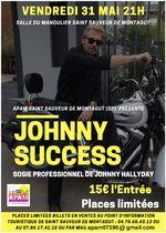 Ascension en fête : Show concert de Johnny Success - Saint-Sauveur-de-Montagut
