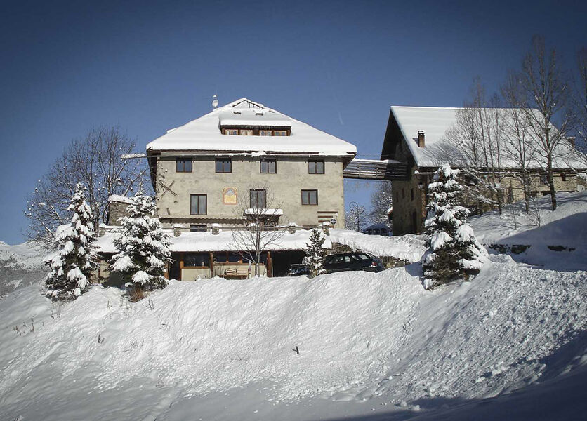 La Maison de Gaudissard -Molines en Queyras