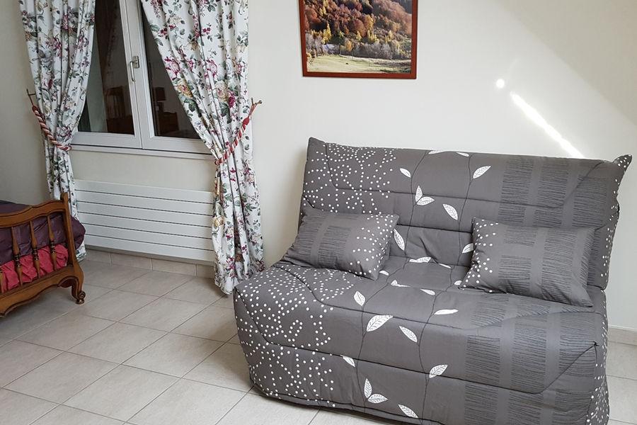Chambre d'hôtes, St Firmin, Valgaudemar - © Mme Bussière