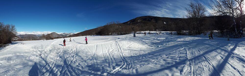 Venterol - Ski de fond - © Venterol