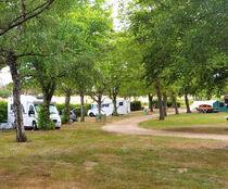Aire de services sur camping Ⓒ Aire de services sur camping
