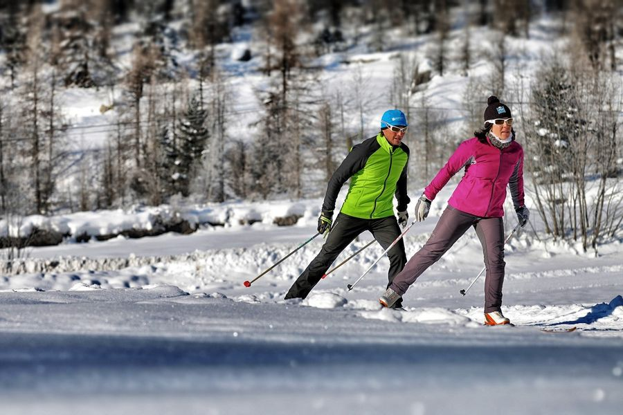 Ski tour weekend in the Champsaur & Valgaudemar valleys - © R. Fabrègue