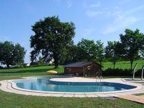 Roller - Aire de jeux Bassin de baignade Ⓒ Mairie de Couleuvre