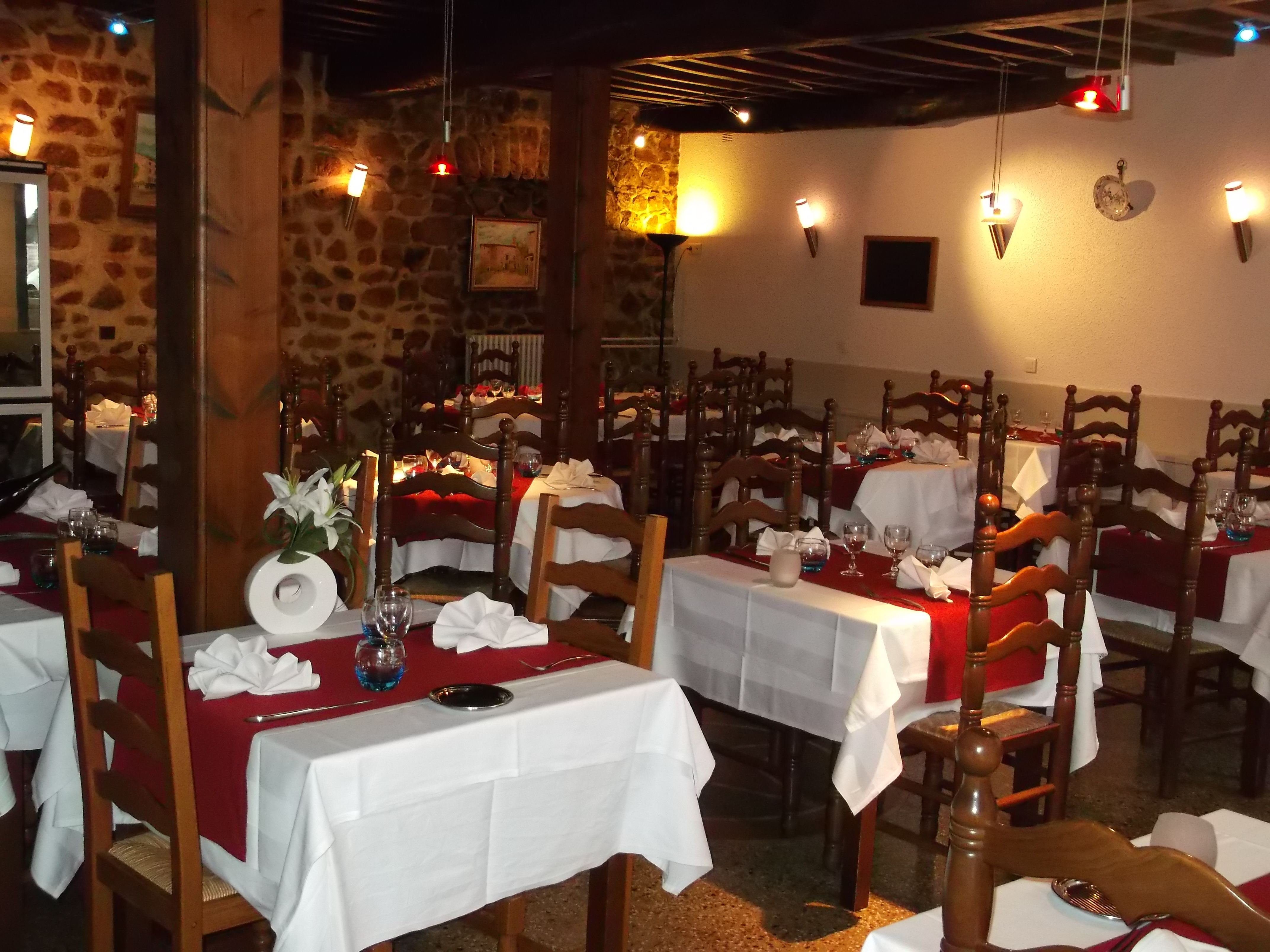 Menu  Plats Restaurant Marguerite Lyon