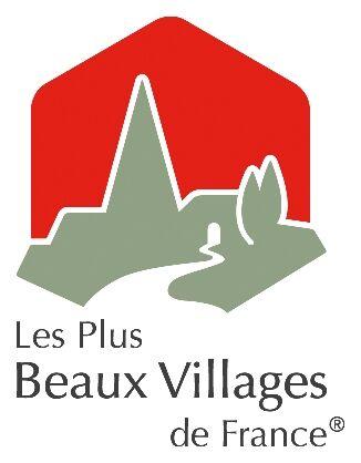 Logo Plus beaux villages de France - © Plus beaux villages de France