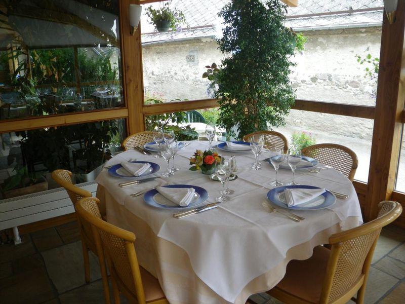 Restaurant Les Chenets - © Hôtel Les Chenets