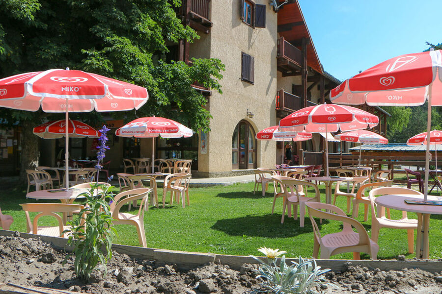 Hotel le Guilazur -Château-Ville-Vieille -Queyras