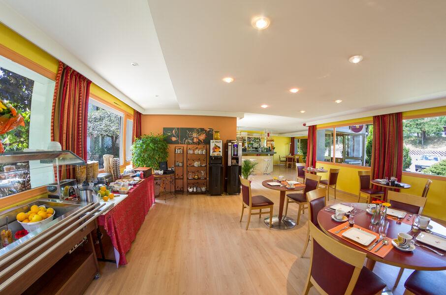 Salle petits-déjeuners - © Avantici