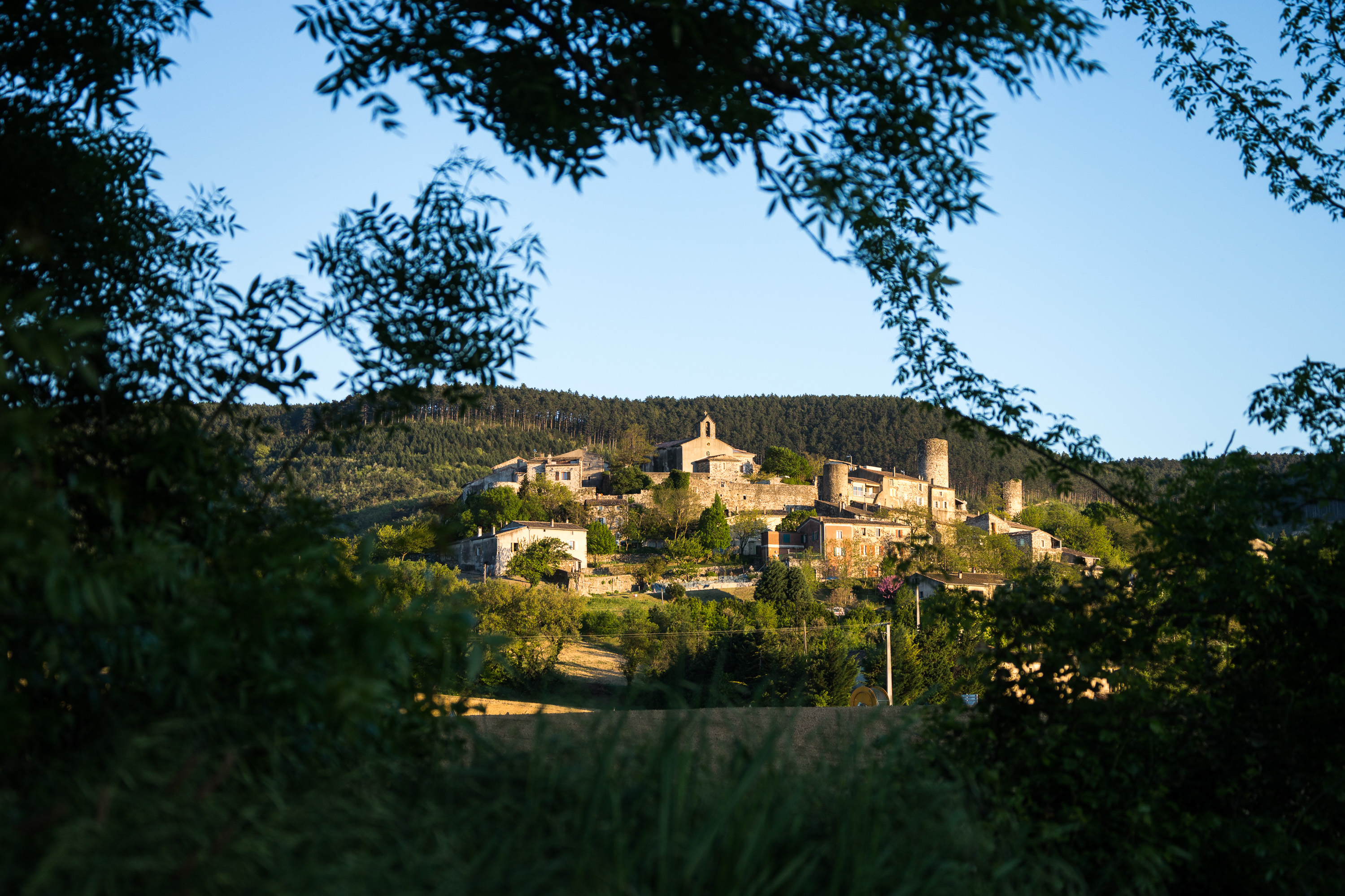 Village de Saint-Vincent-de-Barrés