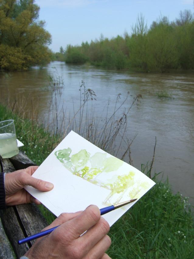 Auvergne-Allier-Montilly-Les coqueteaux1-Service environnement CD03 Ⓒ Service environnement CD03