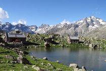 Refuge et lac Vallonpierre - © A. Lehoux