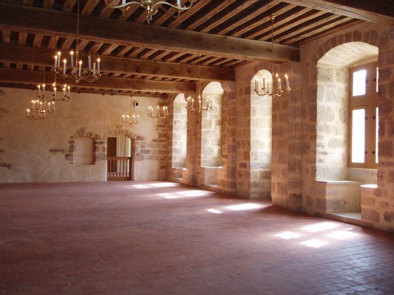© Château de Blandy-les-Tours