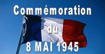 Commémoration du 8 mai 1945 - Le Cheylard