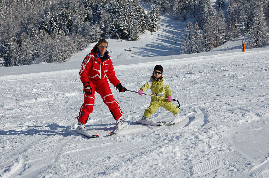 Ecole de Ski  Français Arvieux - © Ecole de Ski  Français Arvieux