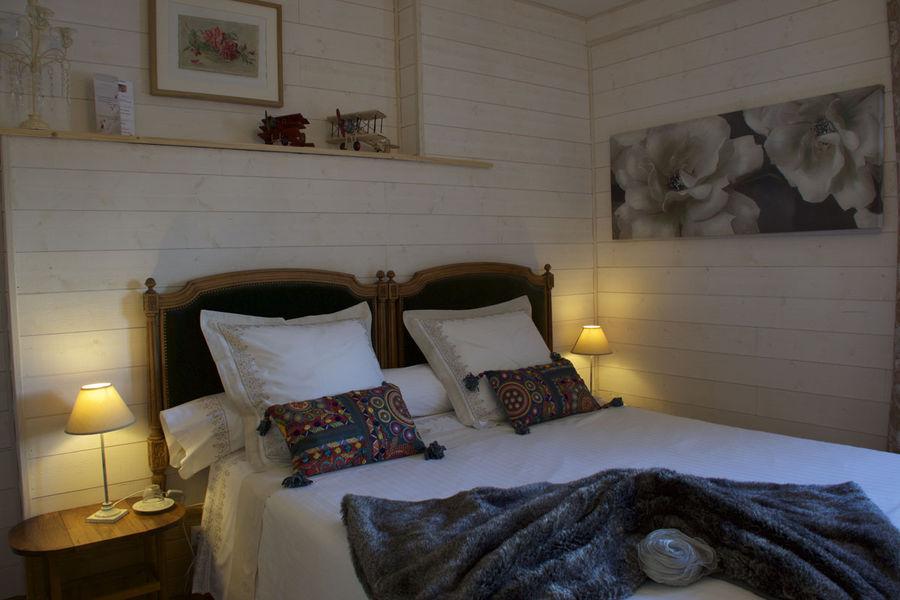 Chambres d'hôtes La Coustille, St Léger-les-Mélèzes, Champsaur - © La Coustille