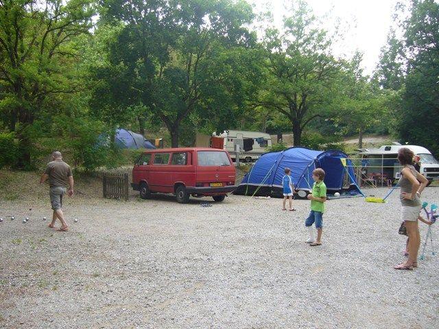 Camping animé Le Chêne Tallard - © Camping le chêne