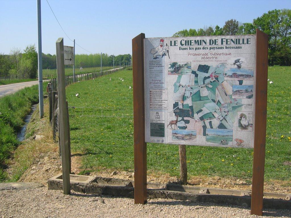 Chemin de Fenille