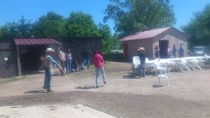 Country Pony Ranch Cours de lasso Ⓒ Country Pony Ranch - 2014