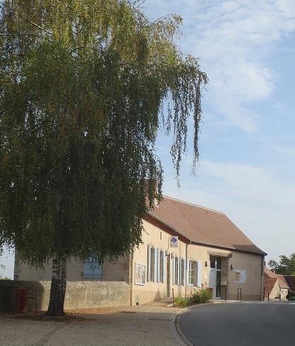 Bureau Informations Touristiques de Chantelle Bâtiment