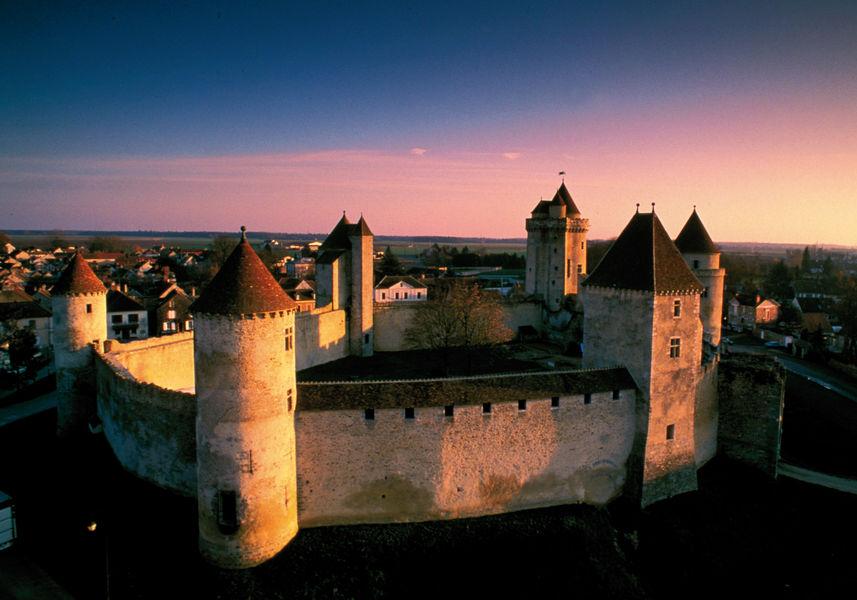 © Château de Blandy-les-Tours - Département de Seine-et-Marne