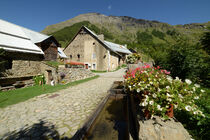 Le village de Prapic en été - © Gilles Baron