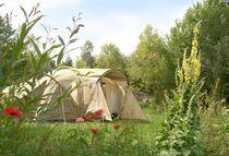 Camping La Chassagne Emplacement tente Ⓒ Camping La Chassagne - 2015
