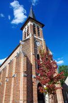 Eglise de Neuilly-le-Réal Ⓒ P.REBILLAT