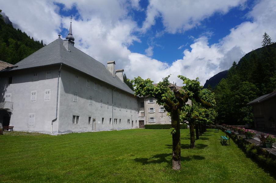 Abbaye se Sixt-Fer-à-Cheval