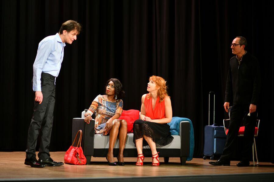 Théâtre : Un mariage est si vite arrivé - Saison des spectacles Théâtre Jacques Bodoin - Tournon-sur-Rhône