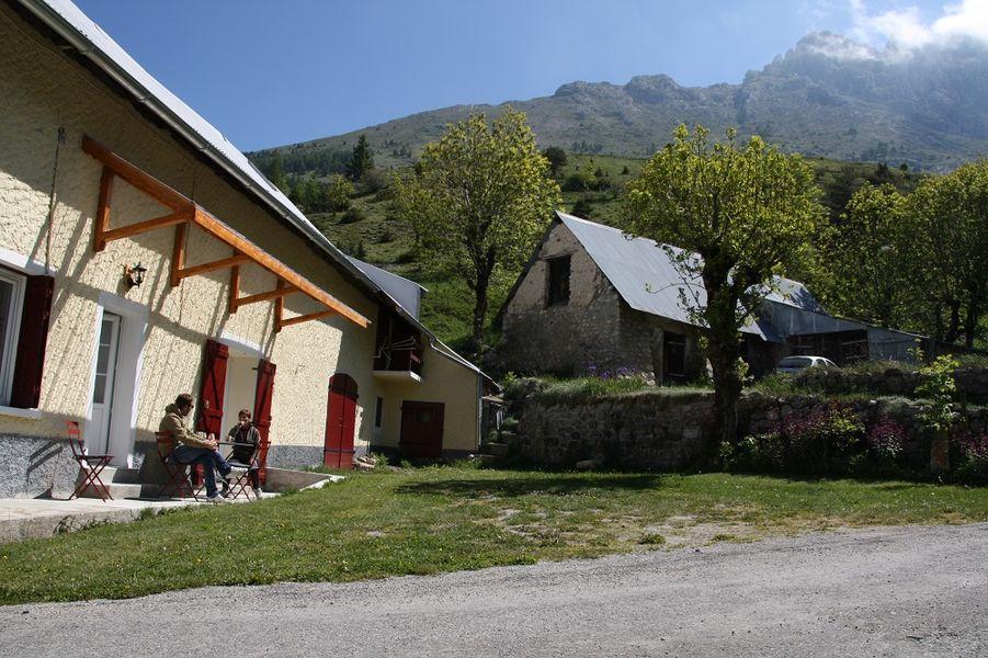 Gîte de Lucette Celce situé dans le Dévoluy, Hautes-Alpes - © OT Dévoluy