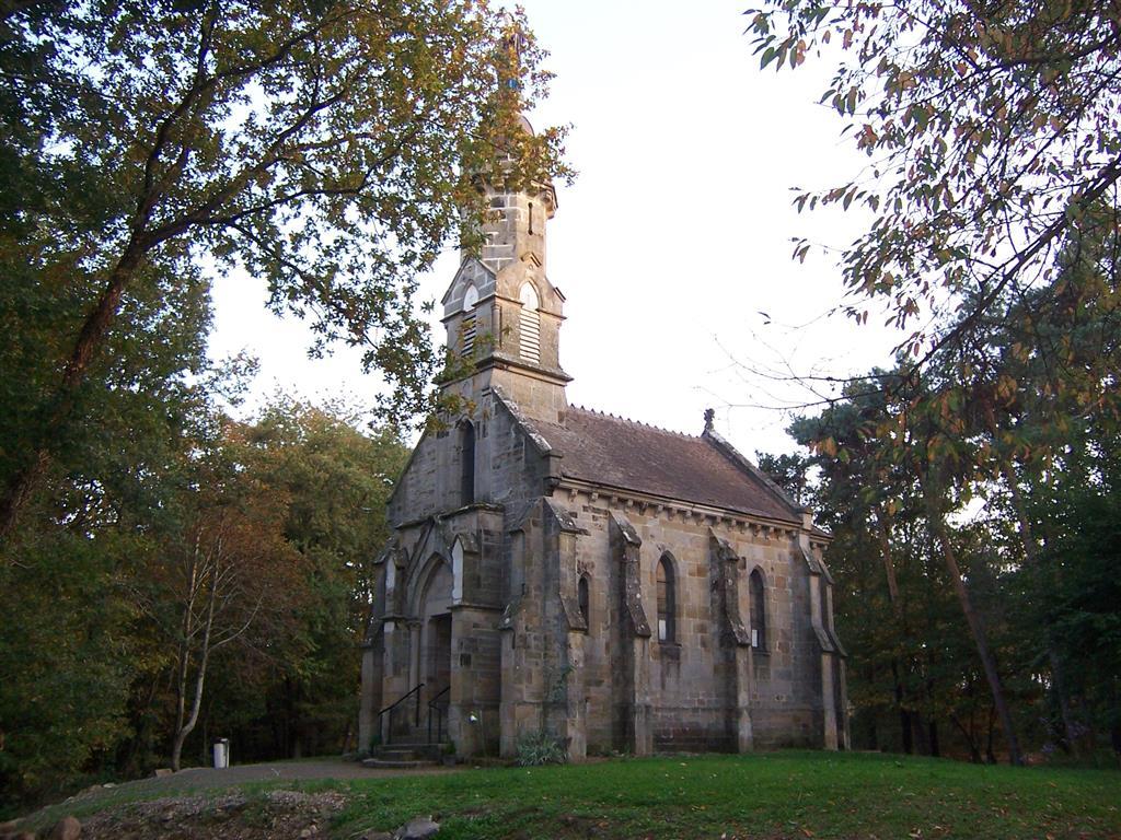 Ⓒ Chapelle Saint-Joseph - 2015