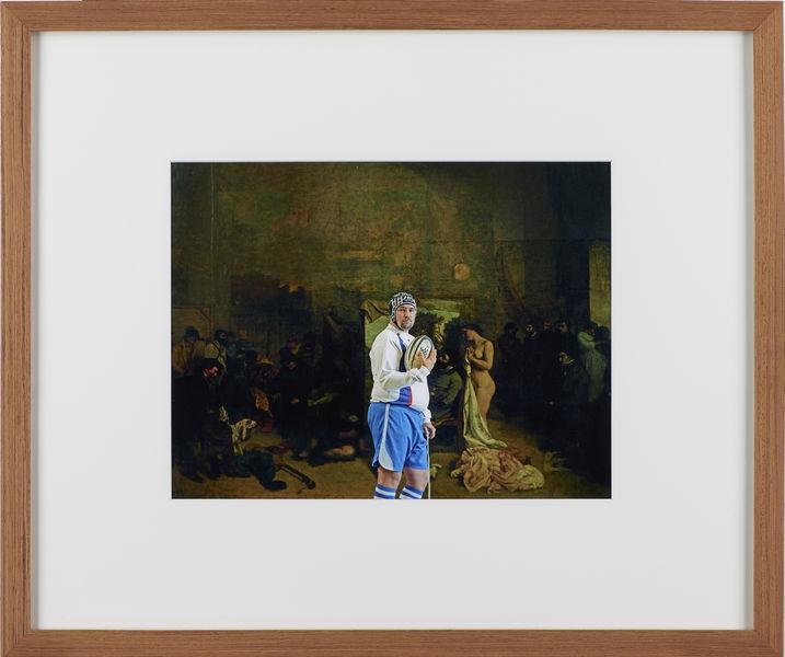 Rip Hopkins Pierre et l'atelier du peintre